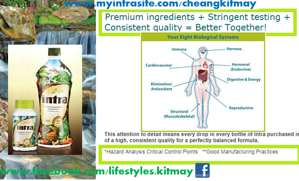 INTRA - Stringent Quality Natural Product