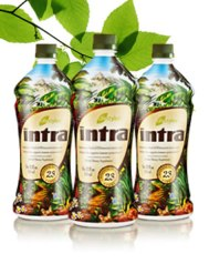INTRA - 3 BOTTLES of 950ml 3 months' Supply